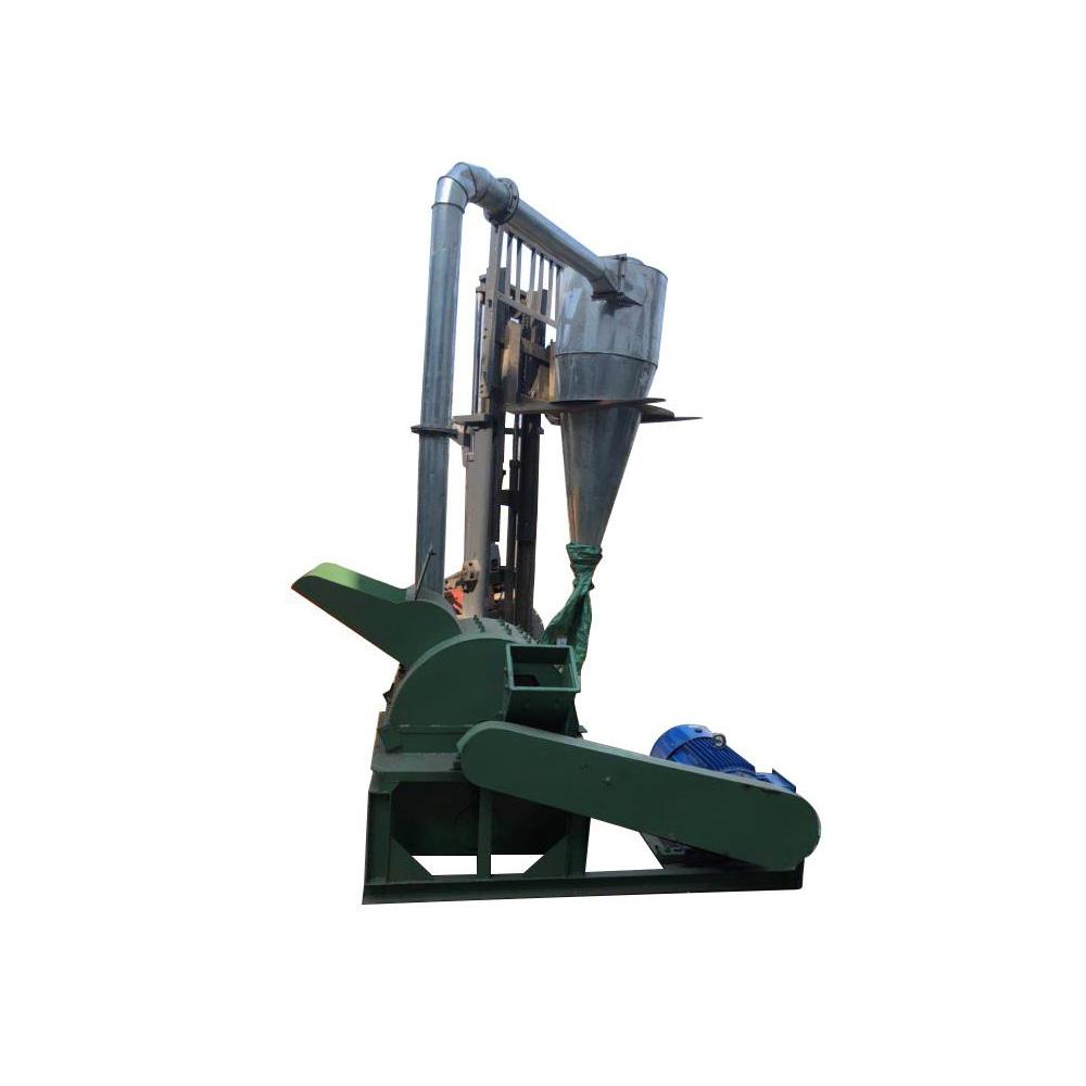 Good Price Wood Crusher Grind Wood Crushing Mchine Set with Good Performance