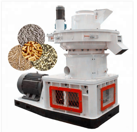 Latest Style and Hot Primary Biomass Wood Pellet Machine Small Wood Pellet Machine